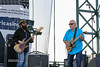 10-07-2016 - Mike Zito & The Wheel with Bob Margolin - King Biscuit Blues Festival #12