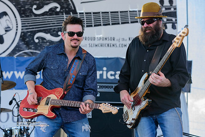 10-07-2016 - Mike Zito & The Wheel - King Biscuit Blues Festival #47