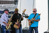 10-07-2016 - Mike Zito & The Wheel with Bob Margolin - King Biscuit Blues Festival #19