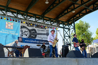 10-07-2016 - Mike Zito & The Wheel - King Biscuit Blues Festival #5