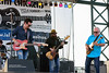 10-07-2016 - Mike Zito & The Wheel with Bob Margolin - King Biscuit Blues Festival #14