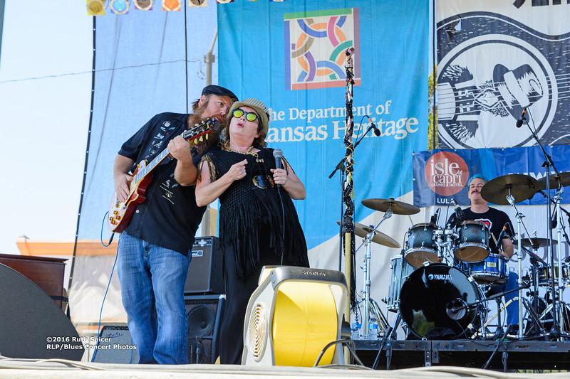 10-06-2016 - Mississippi Bigfoot - King Biscuit Blues Festival #2