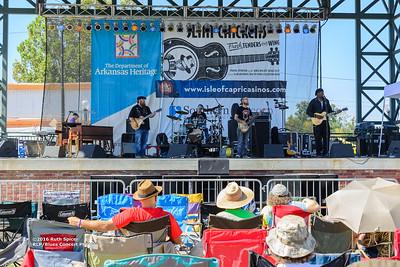 10-06-2016 - Mississippi Bigfoot - King Biscuit Blues Festival #13