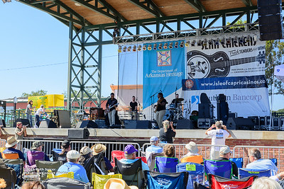 10-08-2016 - Peterson Brothers - King Biscuit Blues Festival #7