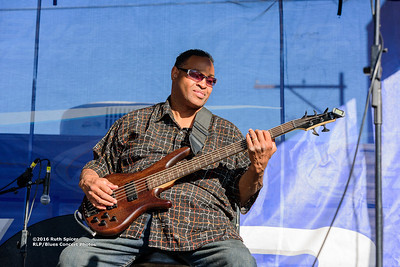 10-08-2016 - Phillip Stackhouse Band - King Biscuit Blues Festival #27
