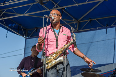 10-08-2016 - Phillip Stackhouse Band - King Biscuit Blues Festival #20