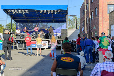 10-08-2016 - Phillip Stackhouse Band - King Biscuit Blues Festival #15