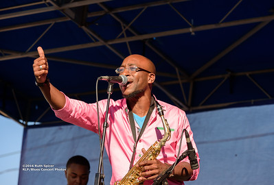 10-08-2016 - Phillip Stackhouse Band - King Biscuit Blues Festival #26