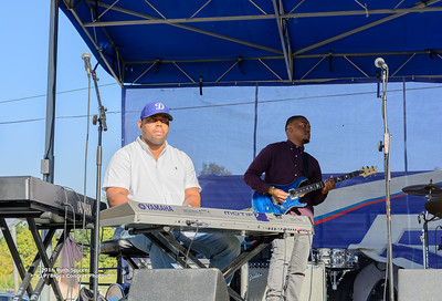 10-08-2016 - Phillip Stackhouse Band - King Biscuit Blues Festival #5