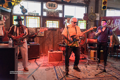 10-09-2016 - Hopson Commissary Blues Jam - Pinetop Perkins Homecoming #20