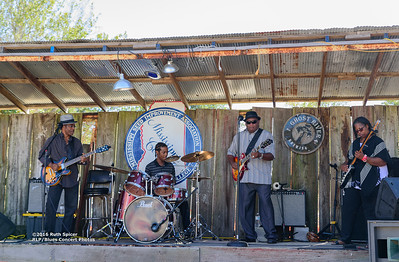 10-09-2016 - Cotton Boll Stage Blues Jam - Hopson Commissary - Pinetop Perkins Homecoming #2