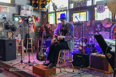 10-09-2016 - Hopson Commissary Blues Jam - Pinetop Perkins Homecoming #4