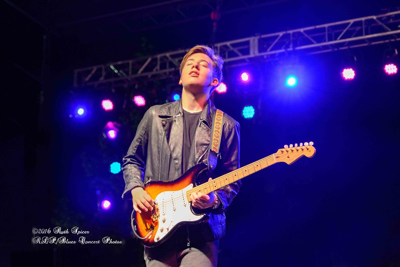 04-09-2016 - Quinn Sullivan - Baton Rouge Blues Festival #3