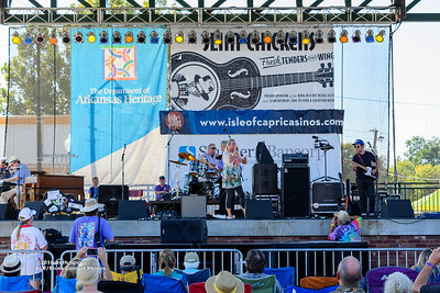 10-06-2016 - Reba Russell - King Biscuit Blues Festival #5