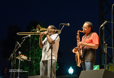 10-07-2016 - Rebirth Brass Band - King Biscuit Blues Festival #12