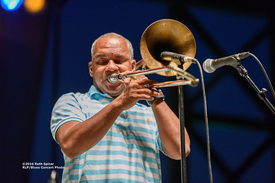 10-07-2016 - Rebirth Brass Band - King Biscuit Blues Festival #21