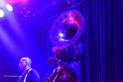 02-21-2018 - Rebirth Brass Band - Vinyl Music Hall #35