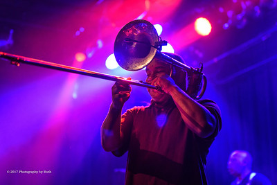 02-21-2018 - Rebirth Brass Band - Vinyl Music Hall #31