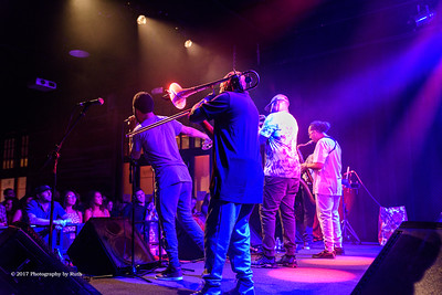 02-21-2018 - Rebirth Brass Band - Vinyl Music Hall #24