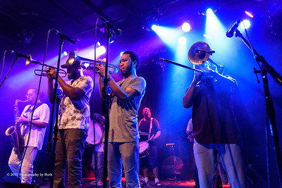 02-21-2018 - Rebirth Brass Band - Vinyl Music Hall #6