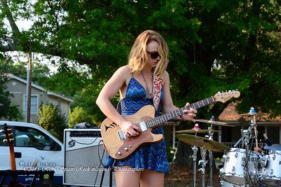 04-23-2015 - Samantha Fish - Meyer Park - Gulf Shores, AL #31