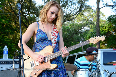 04-23-2015 - Samantha Fish - Meyer Park - Gulf Shores, AL #45