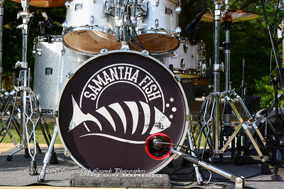 04-23-2015 - Samantha Fish Sound Check - Meyer Park - Gulf Shores #22
