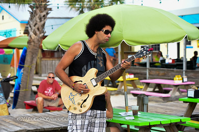 07-08-2015 - Selwyn Birchwood Band - Paradise Bar & Grill #10