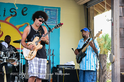 07-08-2015 - Selwyn Birchwood Band - Paradise Bar & Grill #25