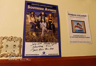 07-15-2016 - Southern Avenue Poster - Blues Tavern