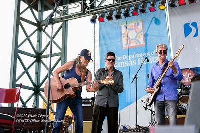 Sterling Billingsly, Reba Russell & Bob Corritore - KBBF #17