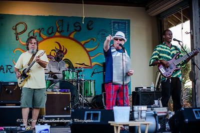 08-06-2015 - The Rockin' Jake Band - Paradise Bar & Grill #38