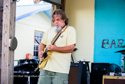 08-06-2015 - The Rockin' Jake Band - Paradise Bar & Grill #3