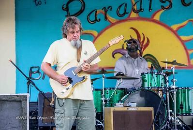 08-06-2015 - The Rockin' Jake Band - Paradise Bar & Grill #16
