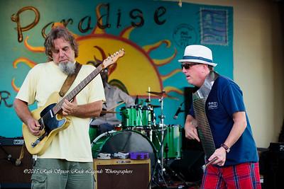 08-06-2015 - The Rockin' Jake Band - Paradise Bar & Grill #42