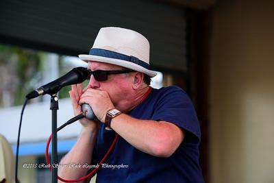 08-06-2015 - The Rockin' Jake Band - Paradise Bar & Grill #27