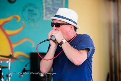 08-06-2015 - The Rockin' Jake Band - Paradise Bar & Grill #10