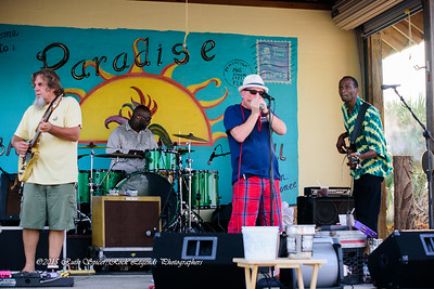 08-06-2015 - The Rockin' Jake Band - Paradise Bar & Grill #11