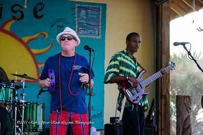 08-06-2015 - The Rockin' Jake Band - Paradise Bar & Grill #15