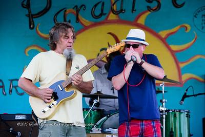 08-06-2015 - The Rockin' Jake Band - Paradise Bar & Grill #20