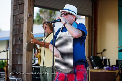 08-06-2015 - The Rockin' Jake Band - Paradise Bar & Grill #45