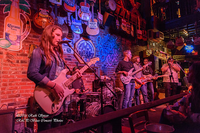 01-26-2016 - Youth Jam - Tas Cru's Generational Blues Fundraiser Jam - Rum Boogie #19
