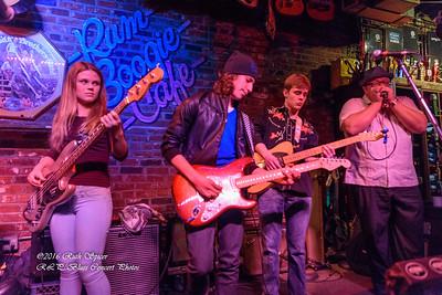 01-26-2016 - Youth Jam - Tas Cru's Generational Blues Fundraiser Jam - Rum Boogie #4