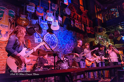 01-26-2016 - Youth Jam - Tas Cru's Generational Blues Fundraiser Jam - Rum Boogie #25