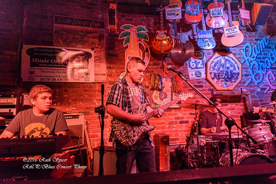 01-26-2016 - Youth Jam - Tas Cru's Generational Blues Fundraiser Jam - Rum Boogie #27