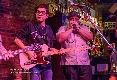 01-26-2016 - Youth Jam - Tas Cru's Generational Blues Fundraiser Jam - Rum Boogie #22