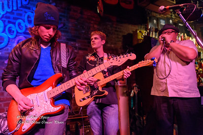 01-26-2016 - Youth Jam - Tas Cru's Generational Blues Fundraiser Jam - Rum Boogie #7