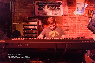 01-26-2016 - Youth Jam - Tas Cru's Generational Blues Fundraiser Jam - Rum Boogie #8