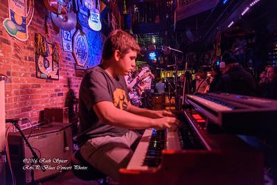 01-26-2016 - Youth Jam - Tas Cru's Generational Blues Fundraiser Jam - Rum Boogie #16