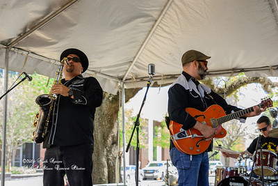 04-10-2016 - The Bedlamville Triflers - Baton Rouge Blues Festival #6
